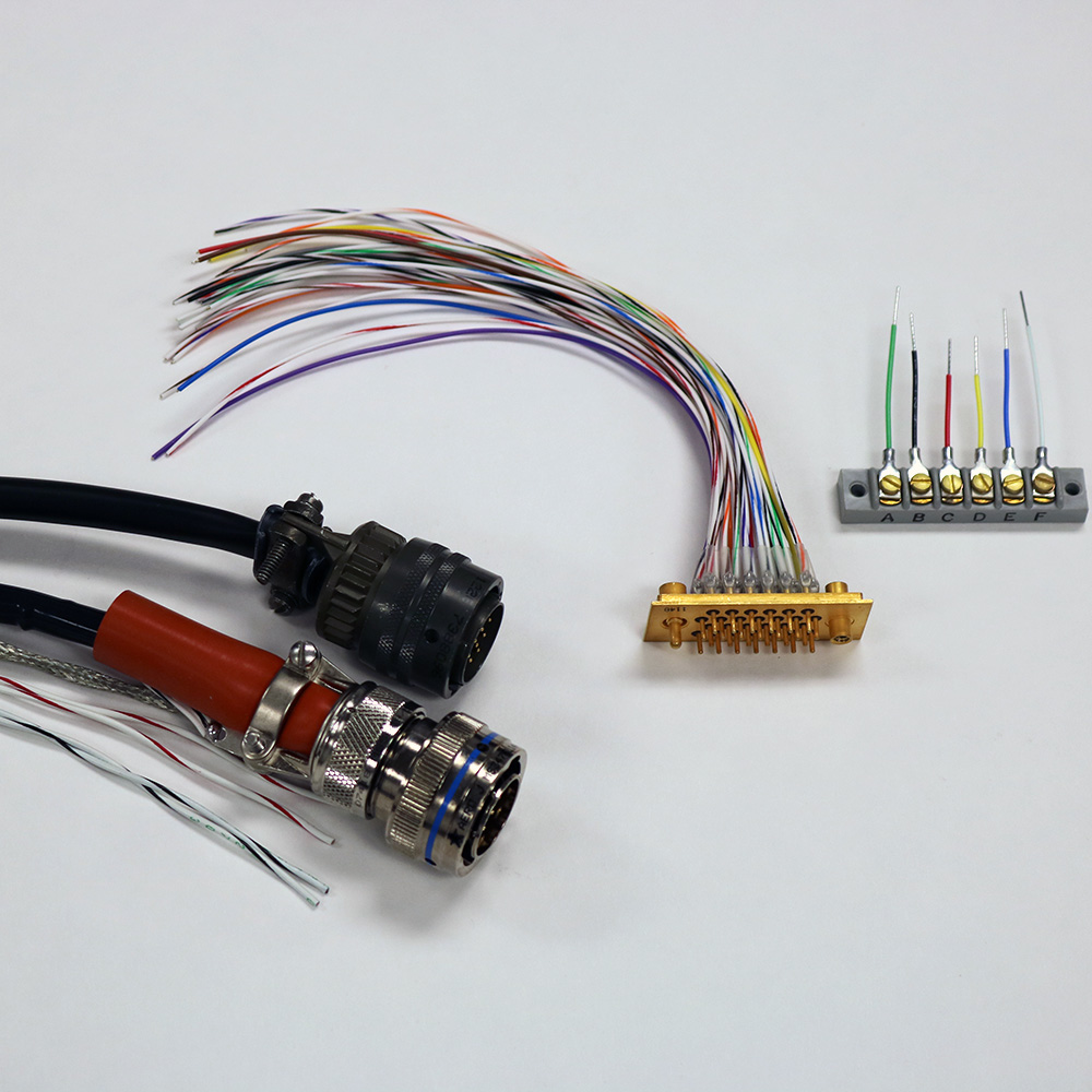 Cable Assemblies - Astro Industries, Inc.