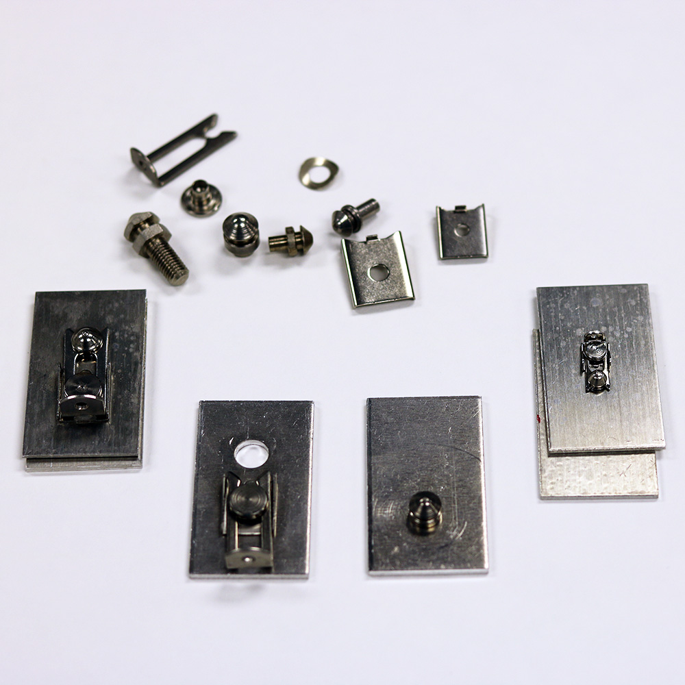 Snapslides and Fasteners